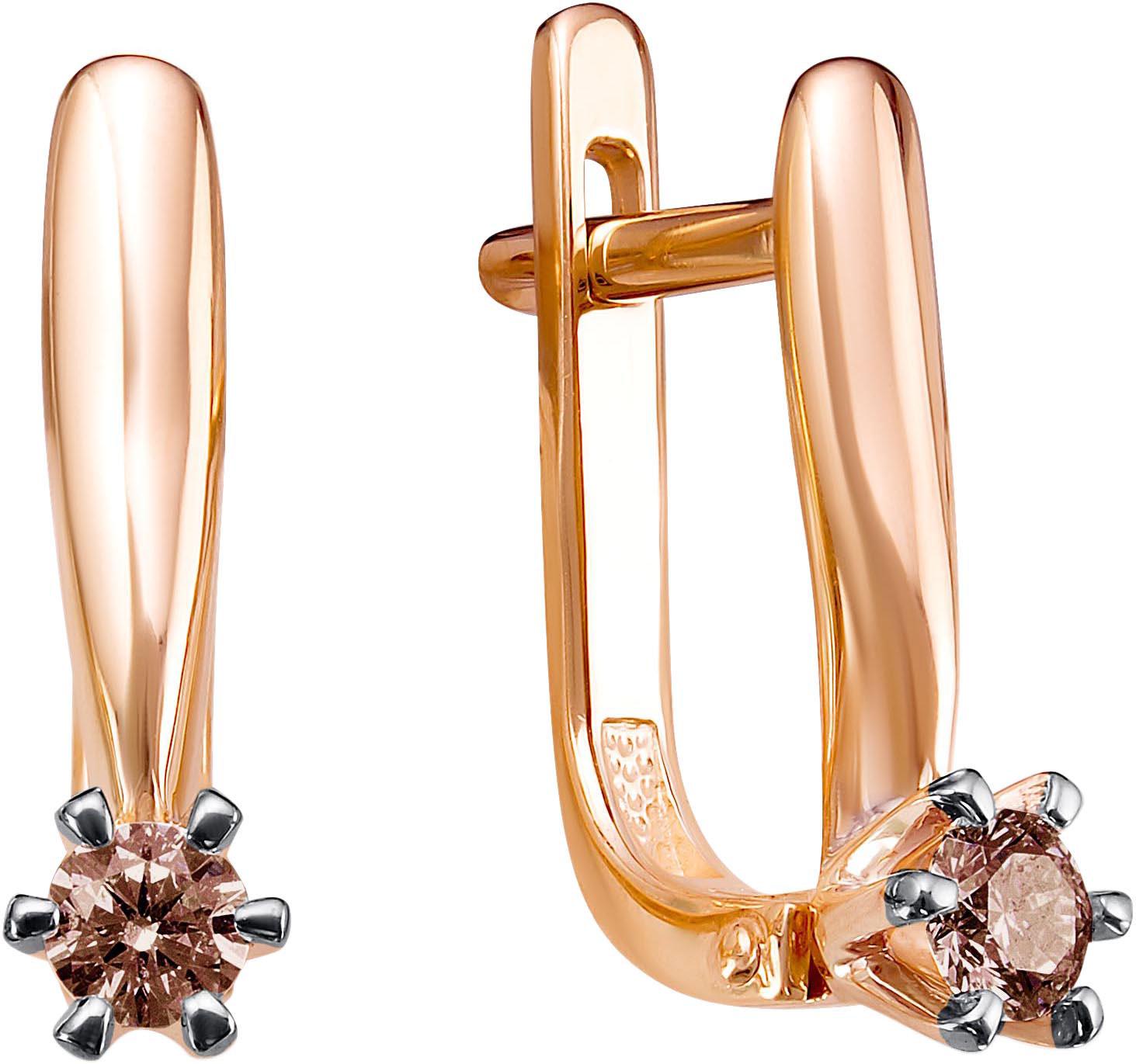 Серьги Vesna jewelry 2608-151-09-00
