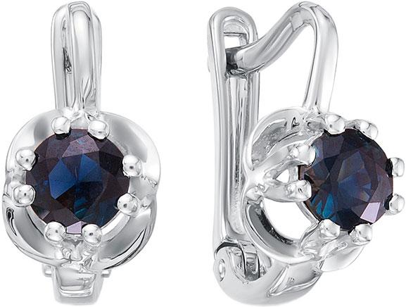Серьги Vesna jewelry 2616-251-10-00