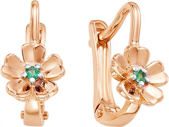 Серьги Vesna jewelry 2618-151-11-00 серьги vesna jewelry 4379 150 11 00