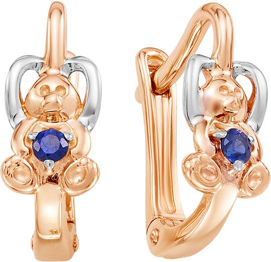Серьги Vesna jewelry 2622-151-10-00