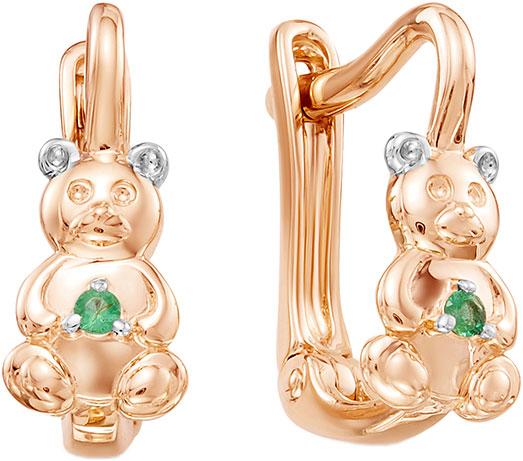 Серьги Vesna jewelry 2623-151-11-00