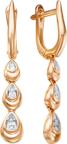 Серьги Vesna jewelry 2718-151-00-00