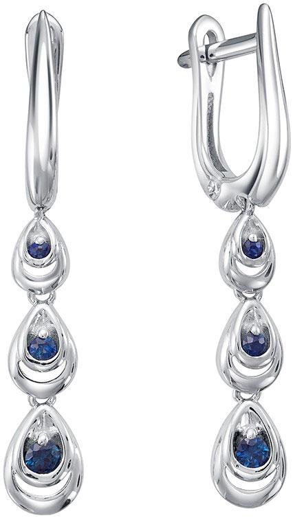Серьги Vesna jewelry 2718-251-10-00