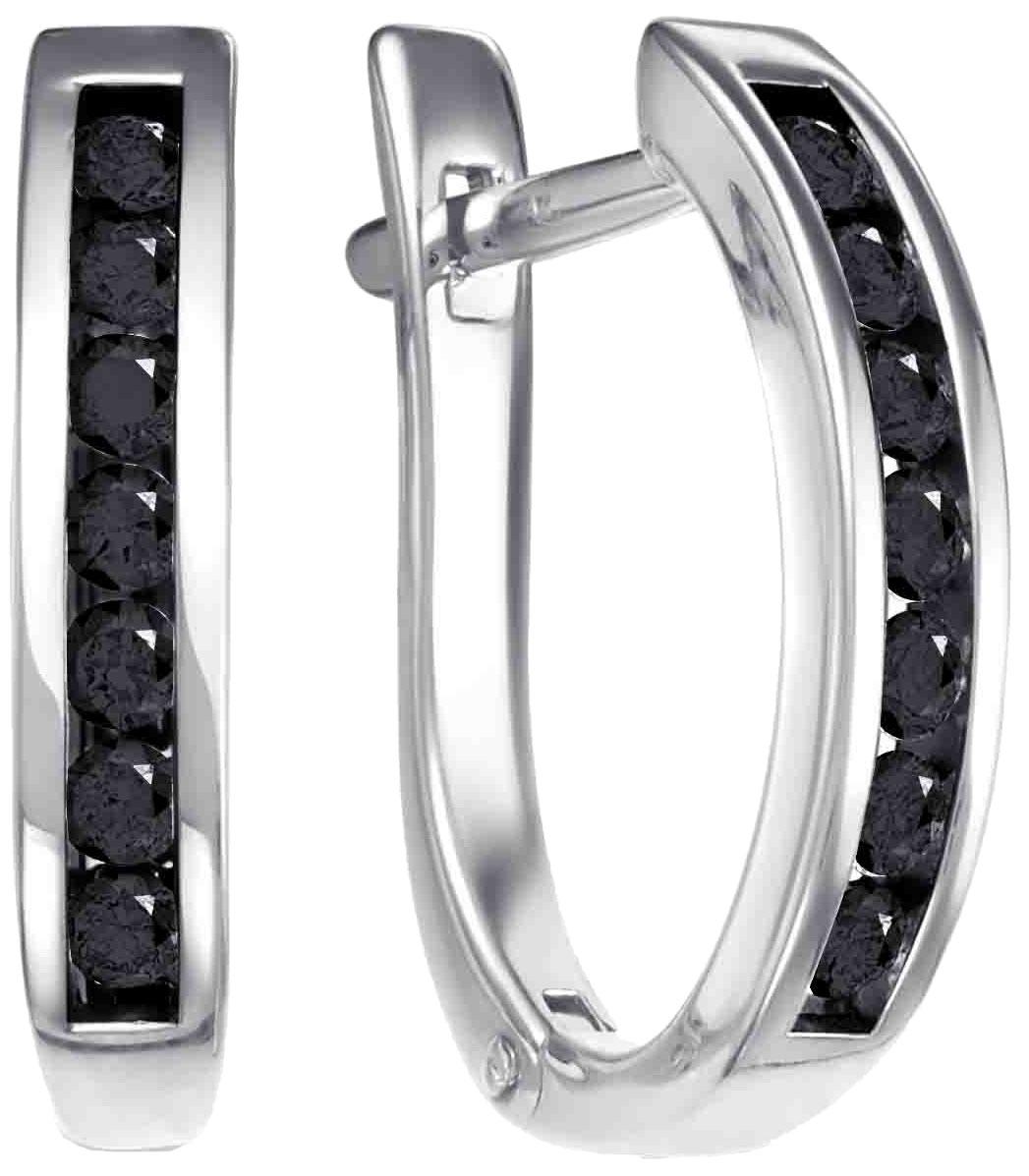 Серьги Vesna jewelry 2836-251-02-00 429679 фото