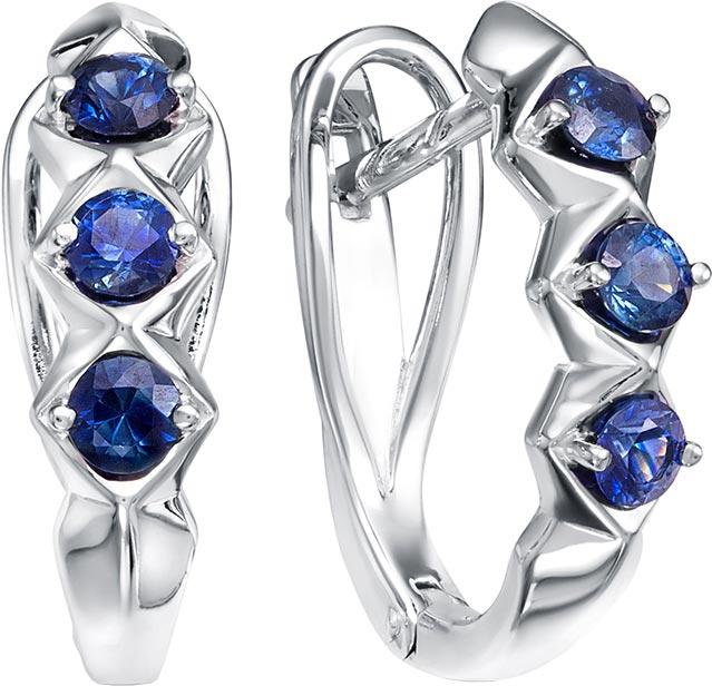 Серьги Vesna jewelry 2838-251-10-00