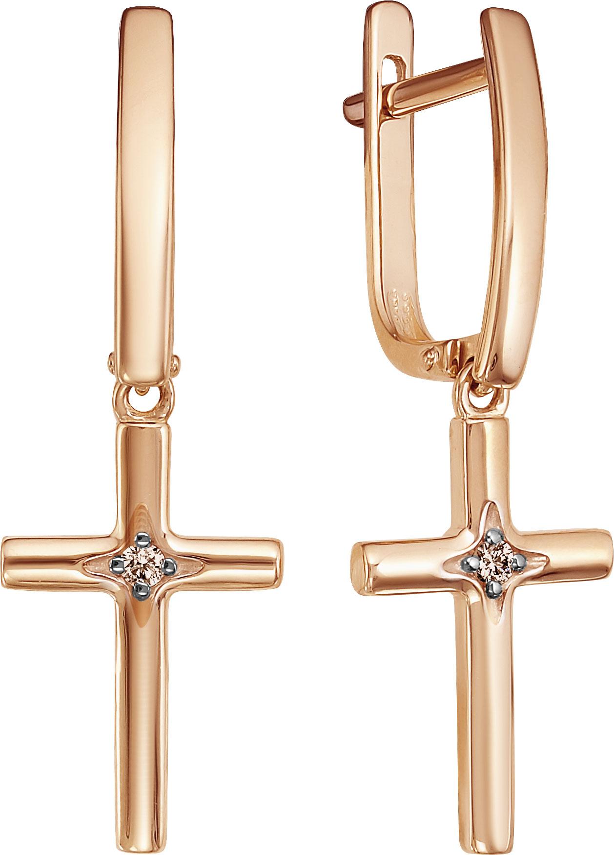 Серьги Vesna jewelry 2900-156-09-00