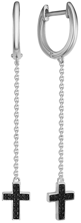 Серьги Vesna jewelry 2902-256-02-00