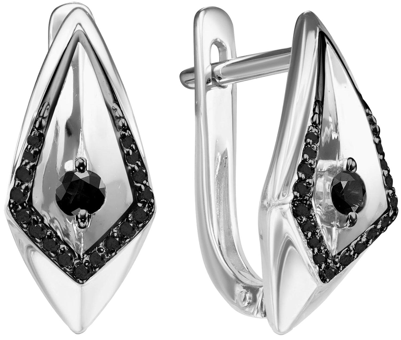Серьги Vesna jewelry 2909-256-02-00