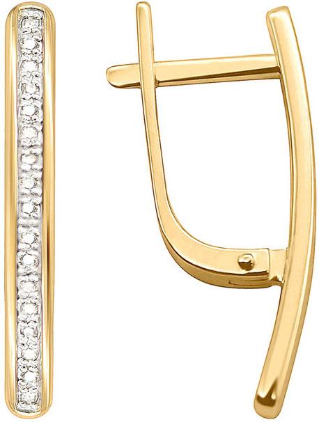 Серьги Vesna jewelry 2932-151-01-00