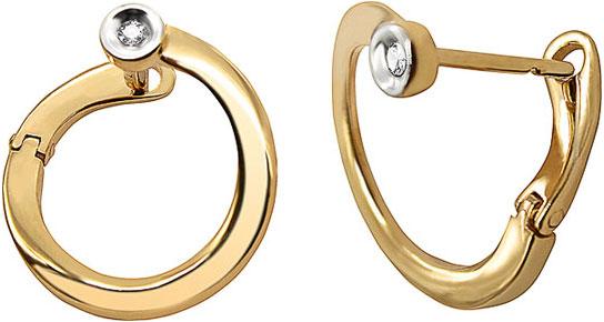 Серьги Vesna jewelry 2949-151-00-00