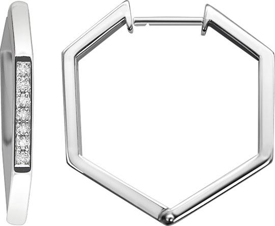 Серьги Vesna jewelry 2952-251-01-00