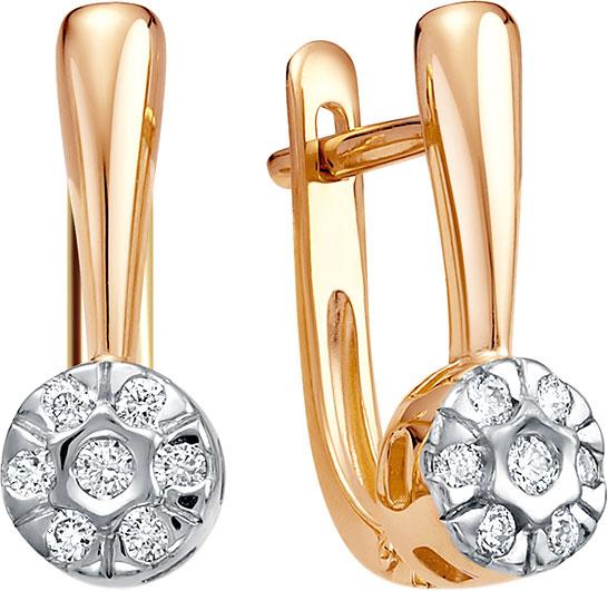 Серьги Vesna jewelry 2970-151-00-00