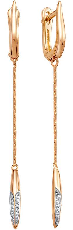 Серьги Vesna jewelry 2987-151-01-00