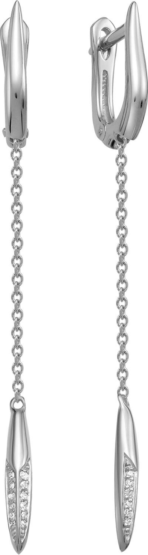 Серьги Vesna jewelry 2987-251-01-00