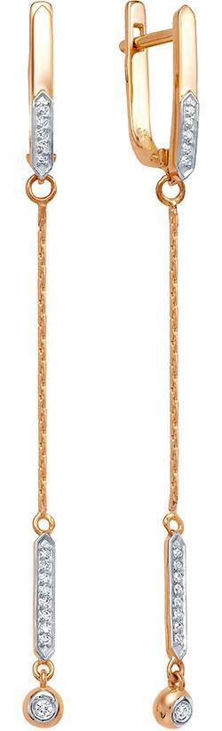 Серьги Vesna jewelry 2989-151-46-00