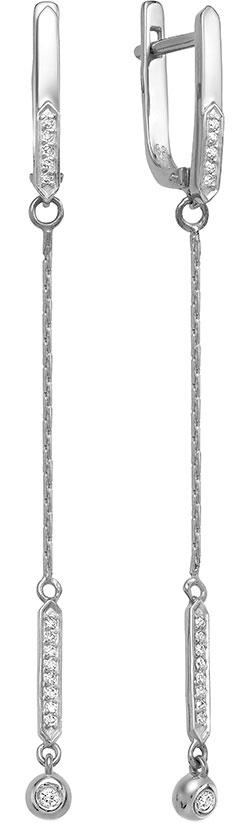 Серьги Vesna jewelry 2989-251-46-00