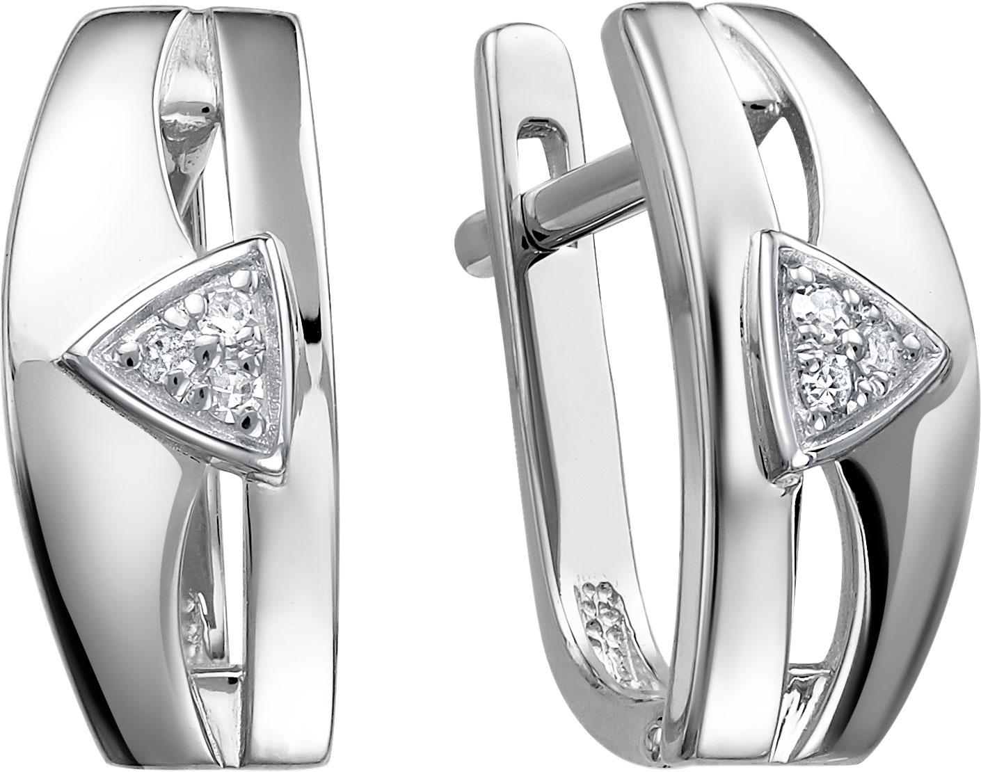 Серьги Vesna jewelry 2999-251-01-00