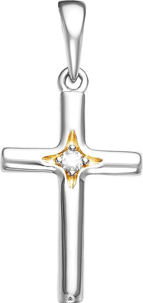 Крестики и иконки Vesna jewelry 3207-253-00-00 кольца vesna jewelry 7018 253 00 00