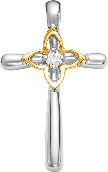 Крестики и иконки Vesna jewelry 3208-253-00-00 крестики и иконки vesna jewelry 3208 151 00 00