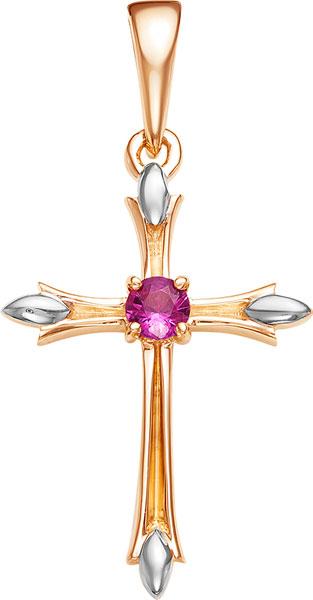 Крестики и иконки Vesna jewelry 3209-151-12-00