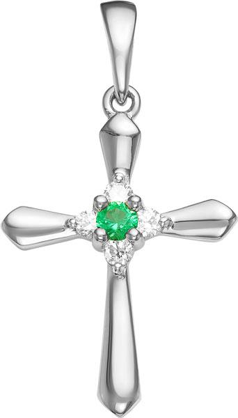 Крестики и иконки Vesna jewelry 3212-251-04-00