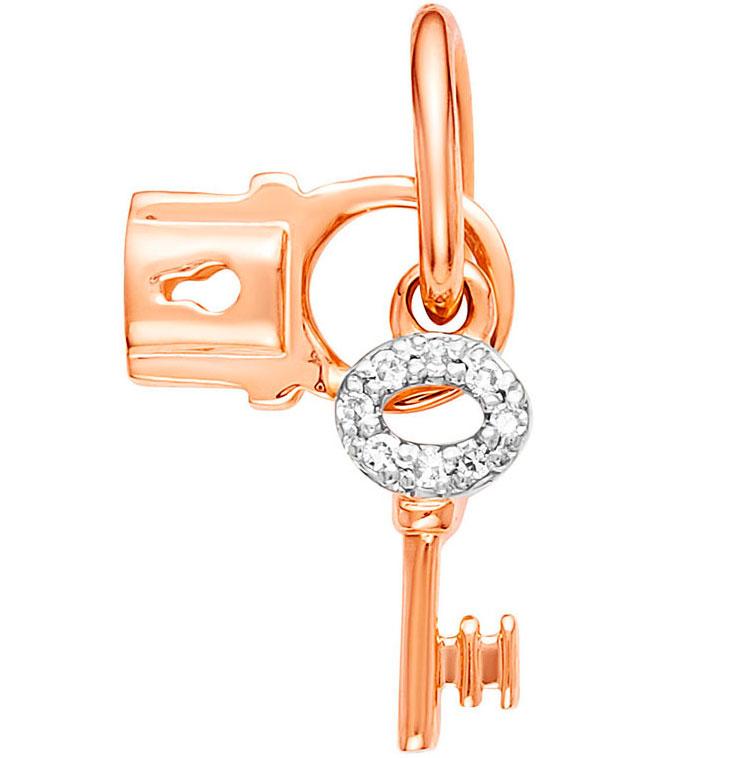 Кулоны, подвески, медальоны Vesna jewelry 3464-151-01-00