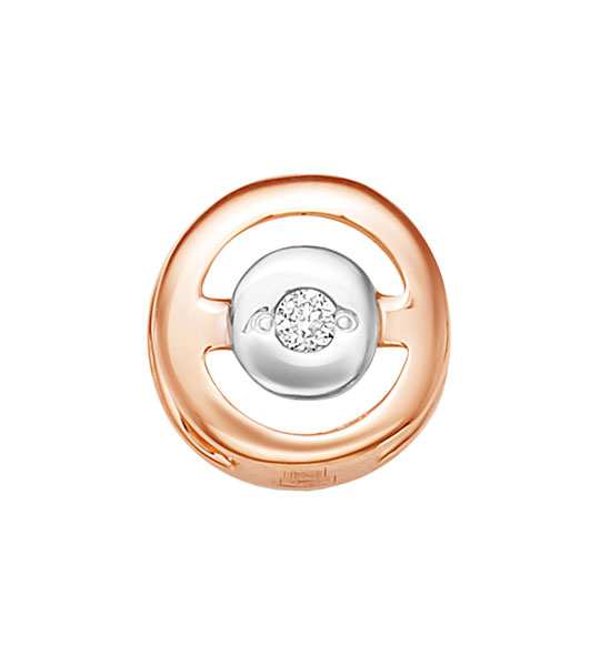 Кулоны, подвески, медальоны Vesna jewelry 3516-151-00-00