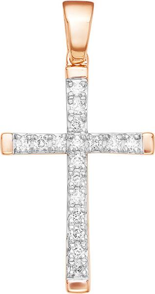 Крестики и иконки Vesna jewelry 3531-151-00-00
