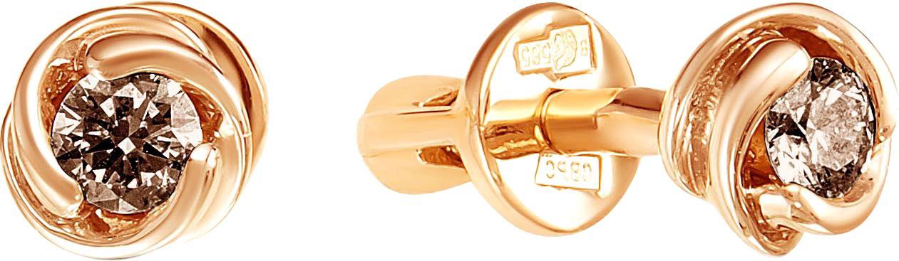 Серьги Vesna jewelry 4035-151-09-00