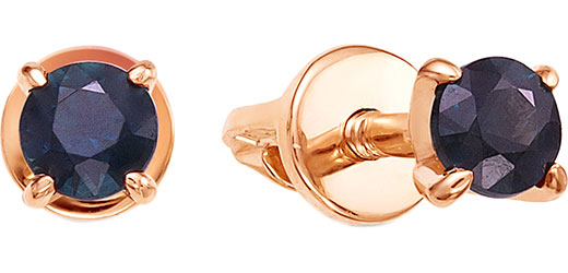 Серьги Vesna jewelry 4040-150-10-00