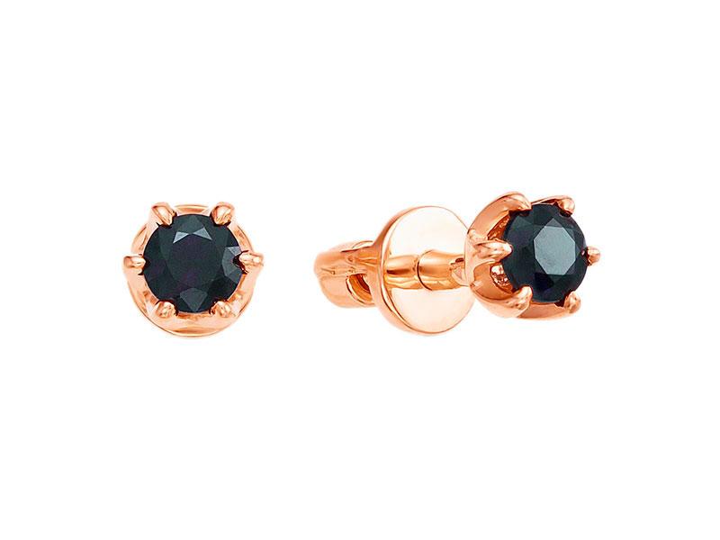 Серьги Vesna jewelry 4050-150-10-00