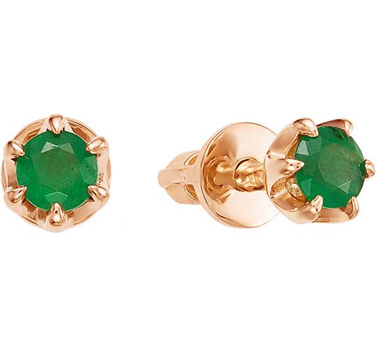 Серьги Vesna jewelry 4050-150-11-00