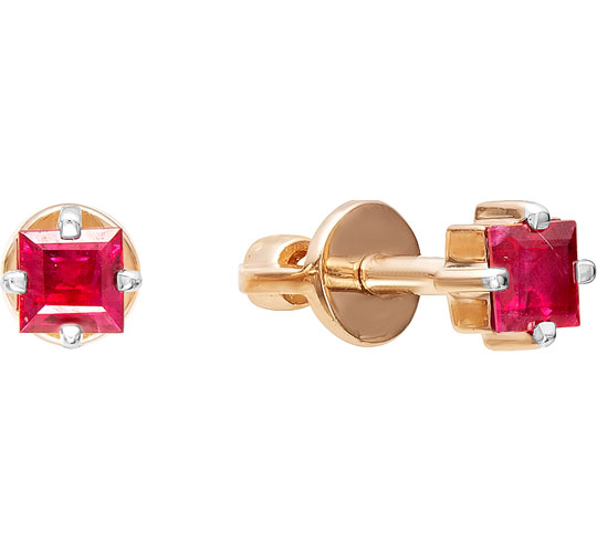 Серьги Vesna jewelry 4106-151-12-00