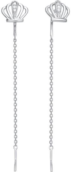 Серьги Vesna jewelry 4257-251-00-00