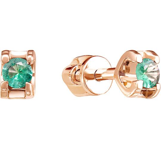 Серьги Vesna jewelry 4477-150-11-00