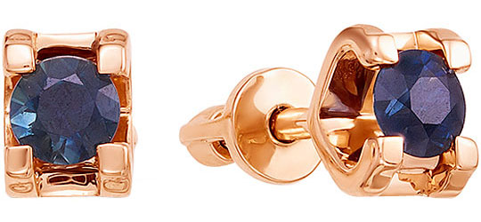 Серьги Vesna jewelry 4478-150-10-00