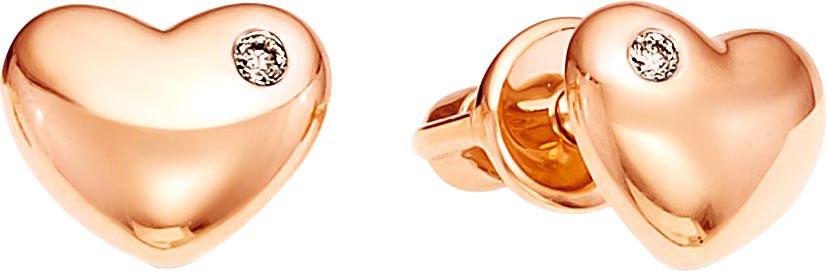 Серьги Vesna jewelry 4549-151-09-00