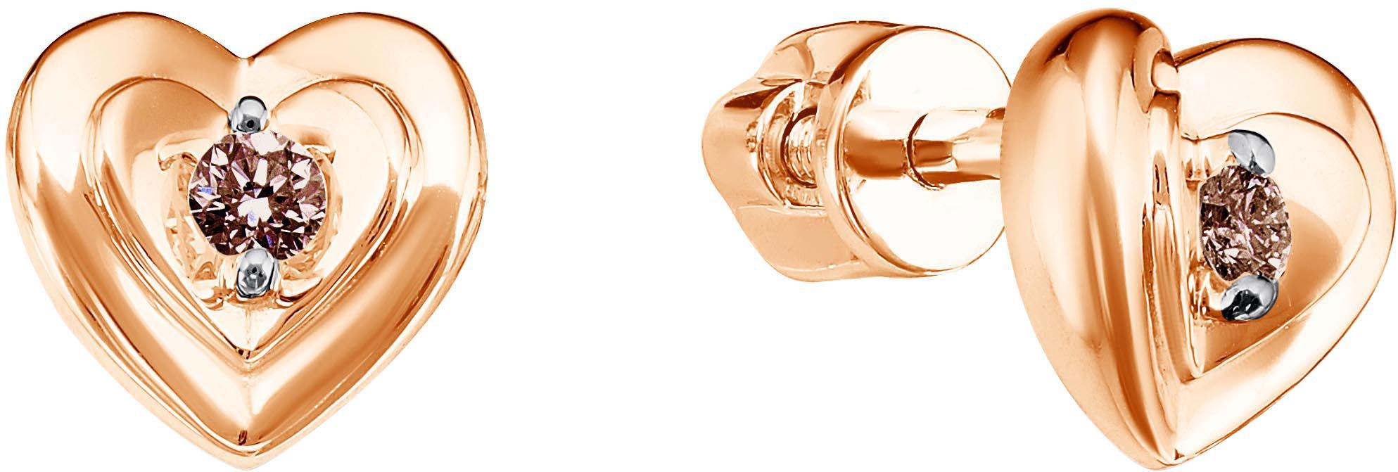 Серьги Vesna jewelry 4553-151-09-00
