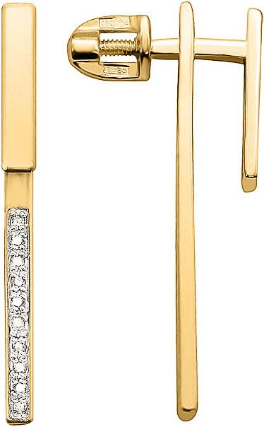 Серьги Vesna jewelry 4935-151-01-00