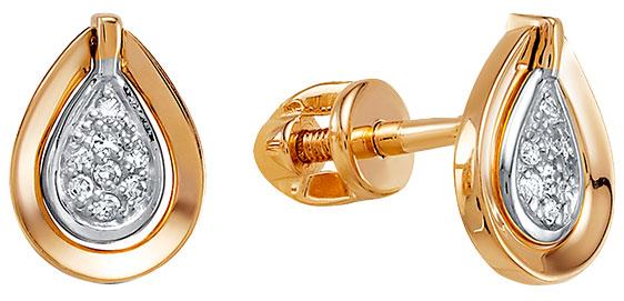 Серьги Vesna jewelry 4969-151-01-00