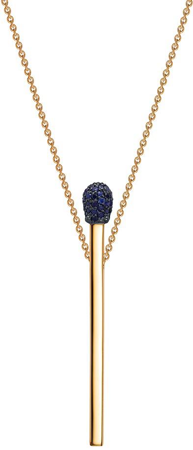 Колье Vesna jewelry 61010-156-10-01