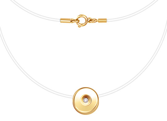 Колье Vesna jewelry 6472-150-00-02
