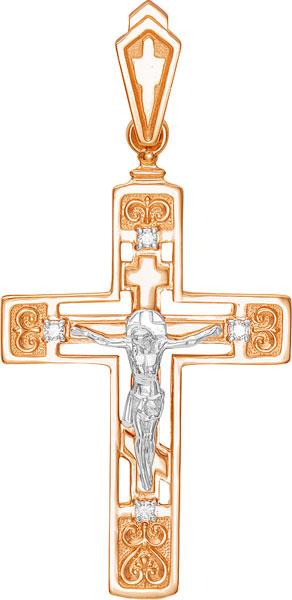 Крестики и иконки Vesna jewelry 8003-151-00-00