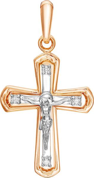 Крестики и иконки Vesna jewelry 8004-151-00-00
