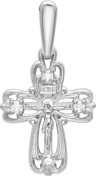 Крестики и иконки Vesna jewelry 8006-251-00-00