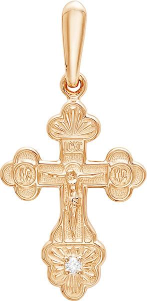 Крестики и иконки Vesna jewelry 8011-151-00-00