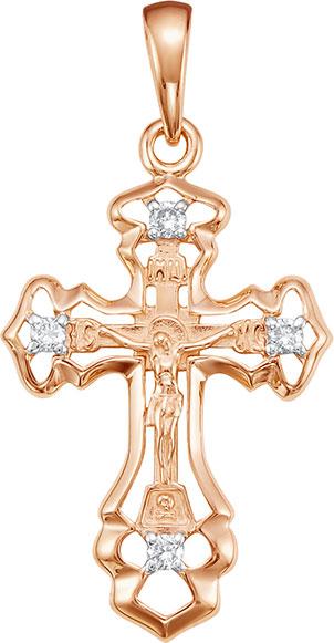 Крестики и иконки Vesna jewelry 8024-151-00-00