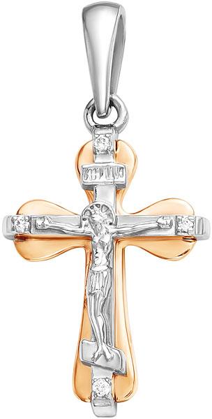 Крестики и иконки Vesna jewelry 8026-151-00-00