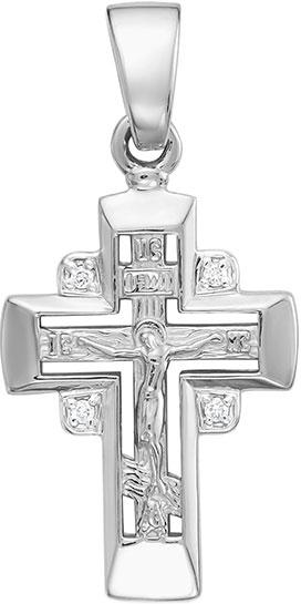 Крестики и иконки Vesna jewelry 8027-251-00-00