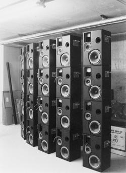 Первые активные мониторы Genelec S30
